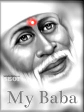 My Baba-shirdi-sai-baba-saibaba-shirdisai-beautiful-mobile-wallpaper.