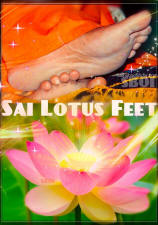 Pranam - Sai Lotus Feet