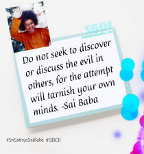 Words Of Wisdom by Sri Sathya Sai Baba