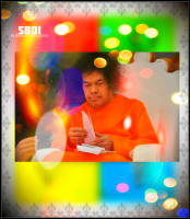 Sri Sathya Sai Baba Photo Updates - Mahasamadhi & Prasanthi Events