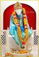 Sai Baba Pranam at your lotus feet