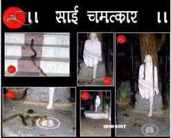 Sai Chamtkaar - Sai Baba Snake Garland Miracle.