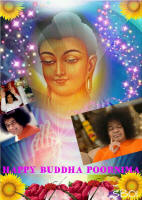 Spiritually-Blessed Buddha Poornima to All