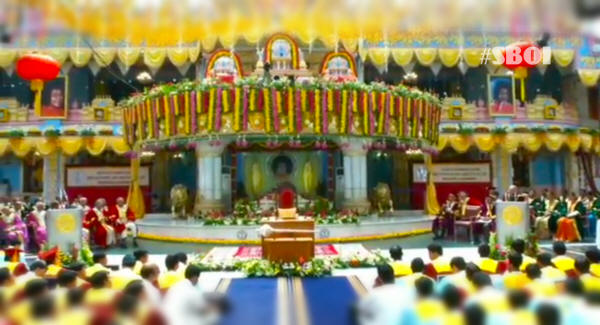 XXXIII Convocation of Sri Sathya Sai Institute of Higher Learning - 22 Nov 2014