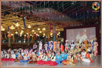Ladies Day Celebrations evening programme prasanthi nilayam 2014