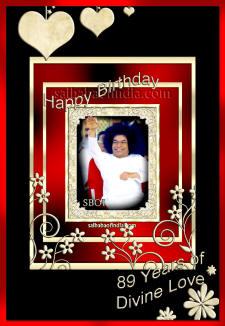 Sri Sathya Sai Baba Birthday