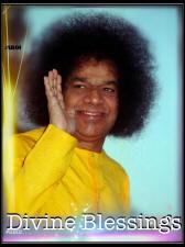 divine blessing sathya sai baba