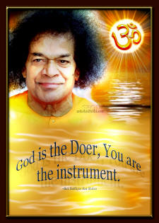OM-Sri-Sai-Ram-God-is-the-doer - sri sathya sai baba