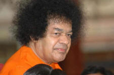 sathya sai baba HD photo