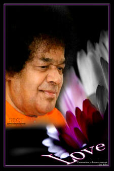 god is love - sathya sai baba