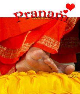 Lotus Feet - Sai Baba