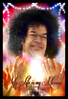 My Life is My Message - Sai Baba
