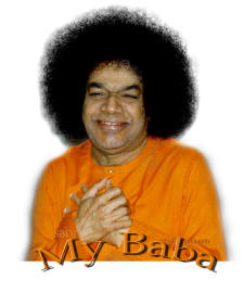 sathya sai baba photo large size - MY BABA