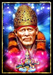 shirdi-sai-baba-sarswaati-devi-ma-happy-day-present-warmth-and-glow-inner-light-Jyoti
