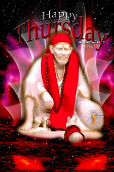 happy thursday - guruwar - sai baba darshan