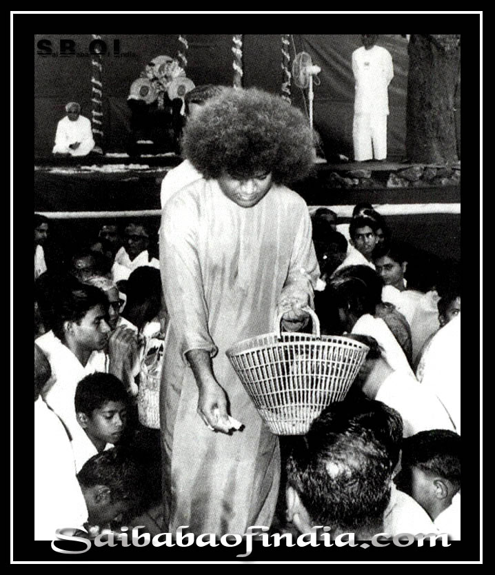 Sathya Sai Baba's hair miracle