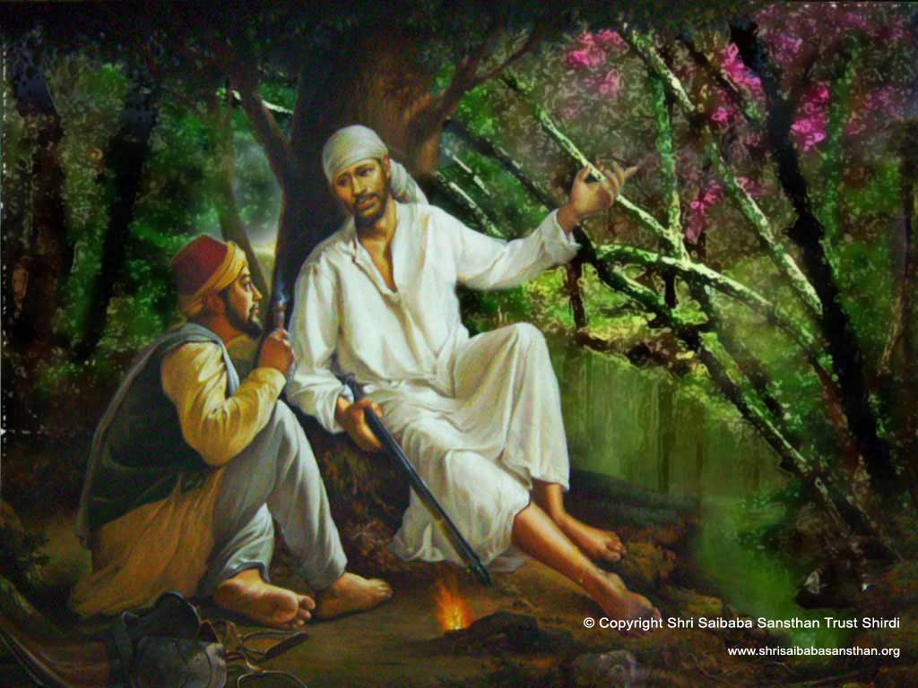 New Shirdi Sai Baba Wallpapers Sai Baba Wallpapers