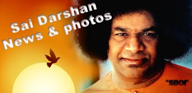 Sai Baba Darshan news and photos