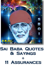 Sai Baba Quotes and Sayings