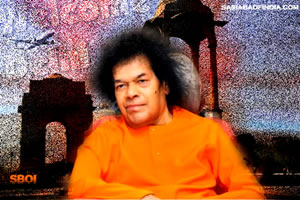 WELCOME TO DELHI - JAI SRI SATHYA SAI BABA