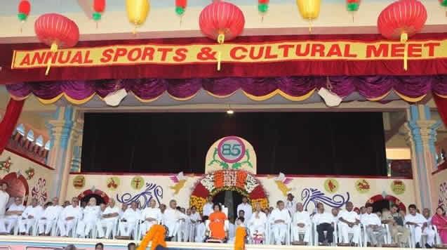 Sathya Sai Baba -Annual Sports and Cultural Meet 2010 - 11