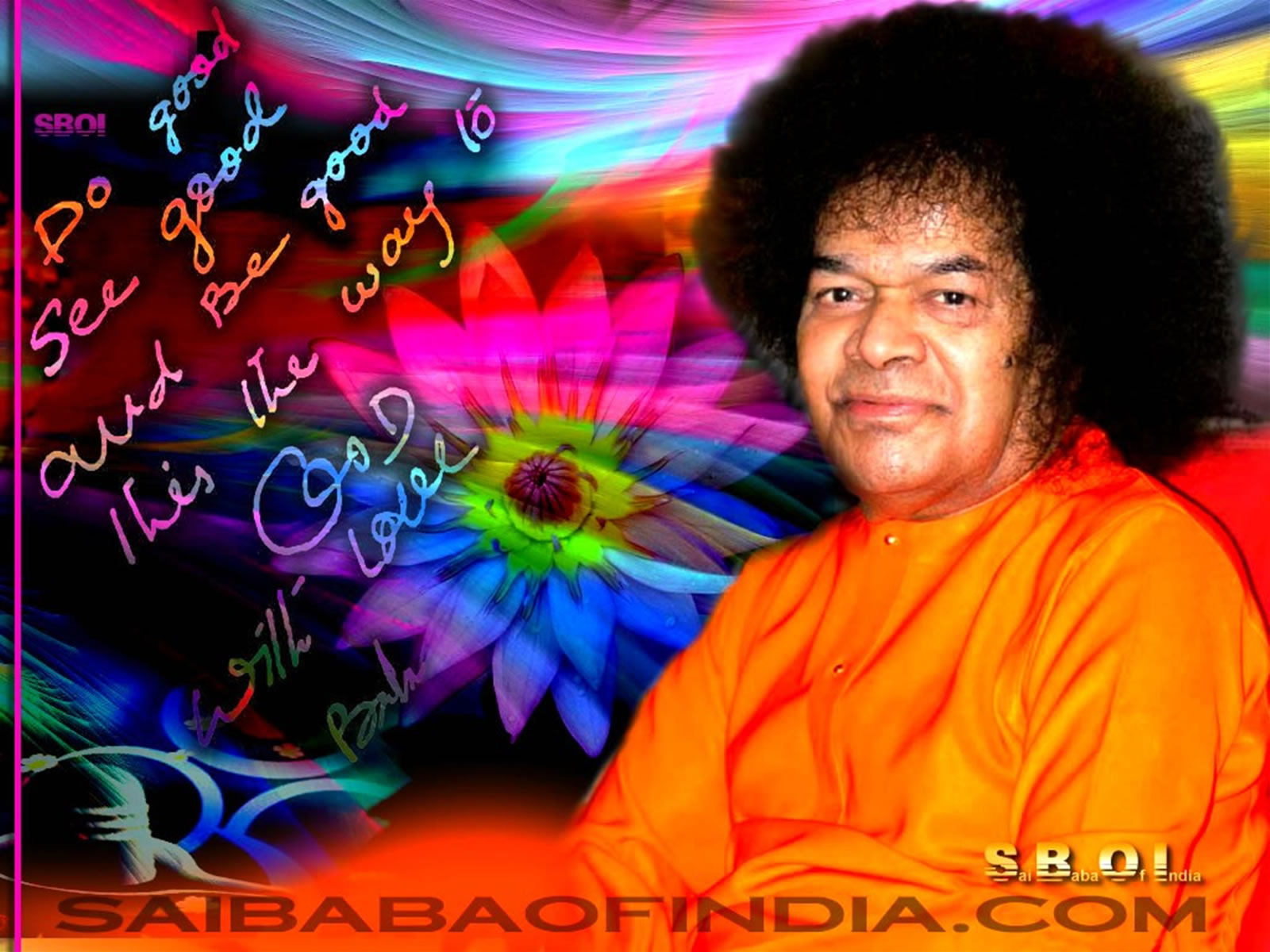 Sai Baba Wallpapers Photos Free Download Desktop Backgrounds
