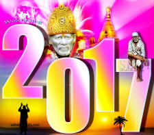 happy-new-year-shirdi-sai-baba-2017-Welcoming