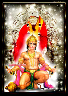 shirdi-sai-baba-hanuman-phone-wallpaper-sbo
