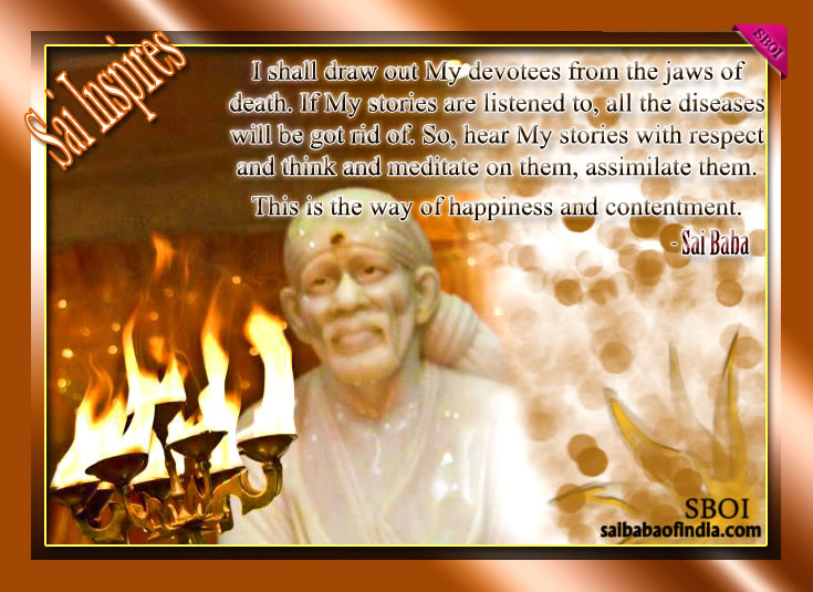 Sai Baba's Maxims - Quotes - Sayings -BABA'S QUOTATIONS - SAI iNSPIRES-Sai Baba's Maxims - Quotes - Sayings