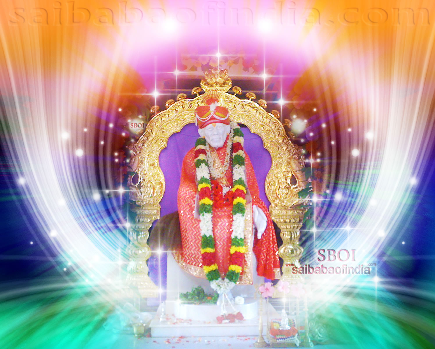 sai darshan online