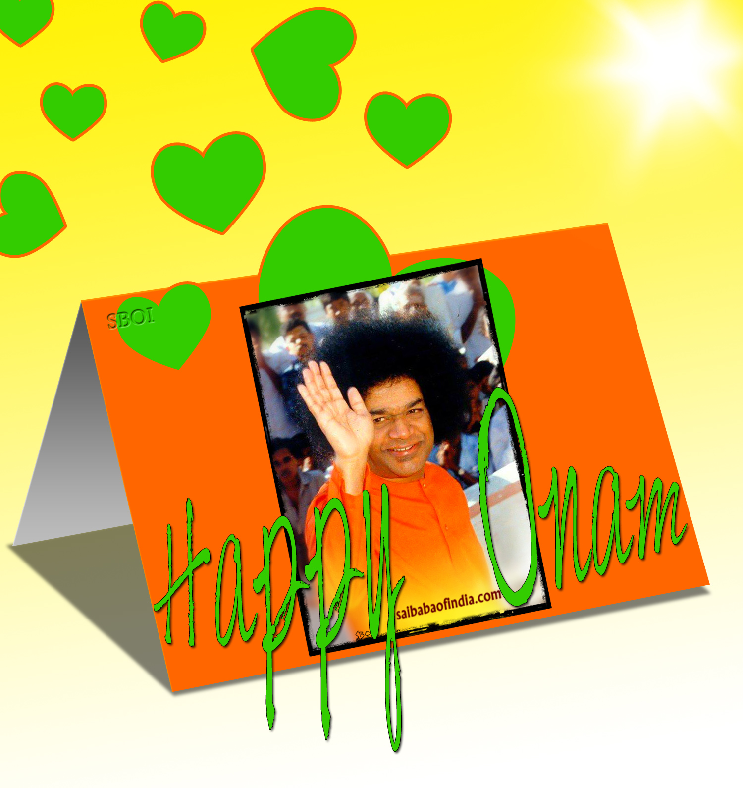 Sai baba onam photos onam updates from puttaparthi greeting cards sai baba sri sathya sai baba onam wallpapers m4hsunfo