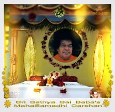 MAHASAMADHI - Bhagawan Sri Sathya Sai Baba
