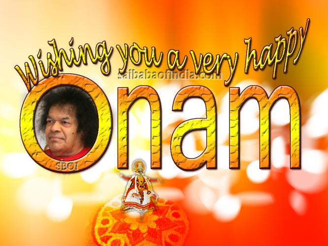 greeting card Onam-sri-sathya-sai-baba-wallpaper