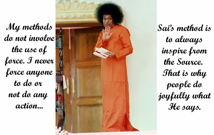 sathya sai baba force vs source