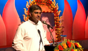 Talk by Mr.   Satyajit Salian at Kolkata, West Bengal