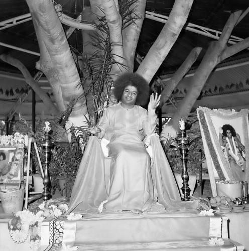 Quién es Bhagavan Sri Sathya Sai Baba