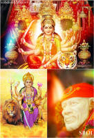 collage-devi-ma-jagdambe-sai-baba-happy-navratri