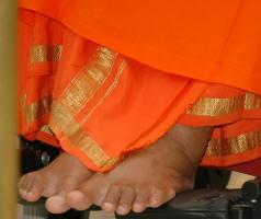 lotus feet sri sathya sai baba