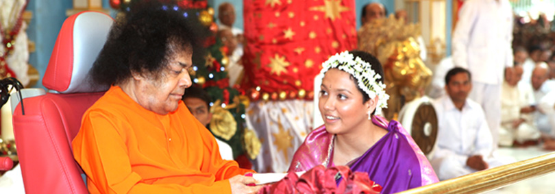Experience-of-sri-sathya-sai-baba- My Experience with Sathya