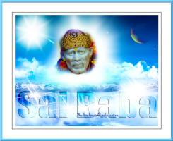 sai baba large size wallpaper hd quality - high resolution