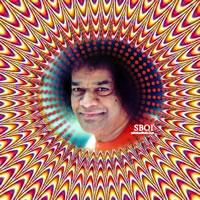 Holographic photo of Sathya Sai Baba