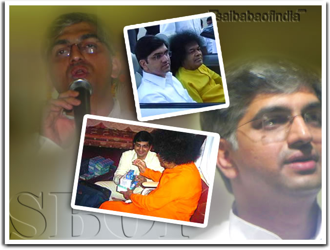 "Sri Sathya Sai Baba's Personal ""attendant""/""caretaker""  delivered a speech at Sai darshan Bangalore on the Christmas 2011"
