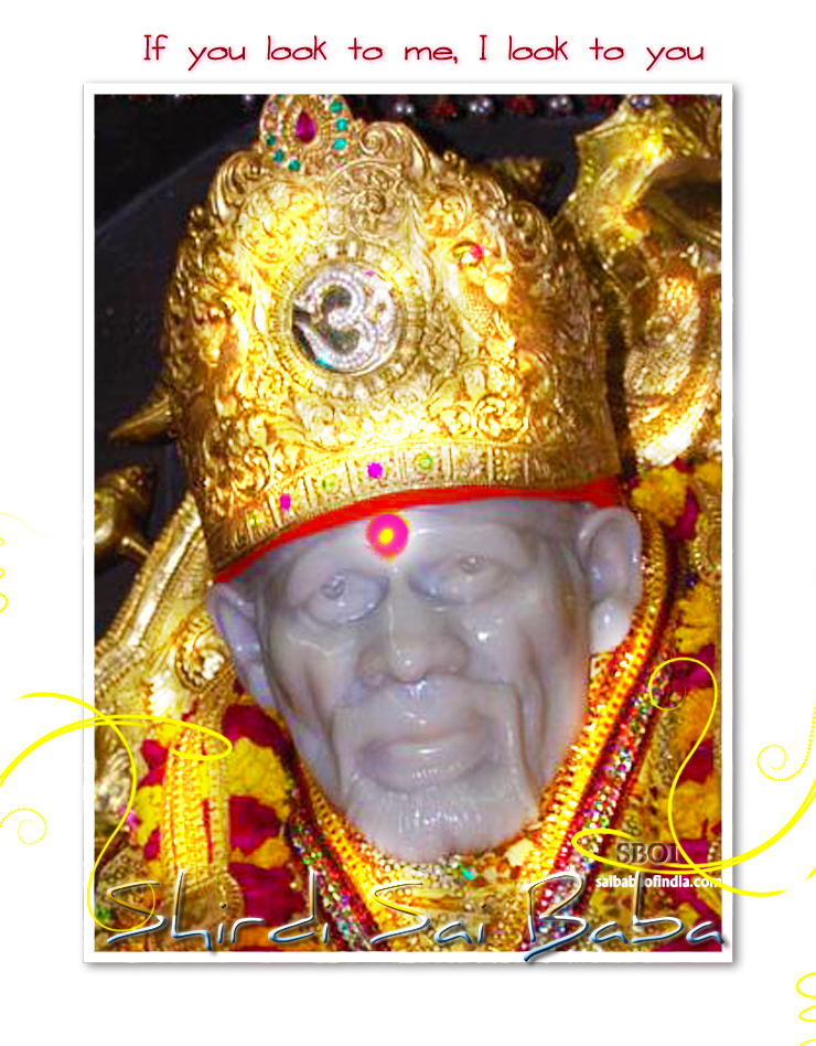 Shirdi SaiBaba Answers – Wallpapers – Audio | Sai baba of