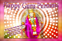 guru-poornima-wallpaper-shirdi-sai-baba - Happy Guru Poornima -