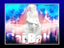 sai-baba-word-name-sai-baba-sitting-pose