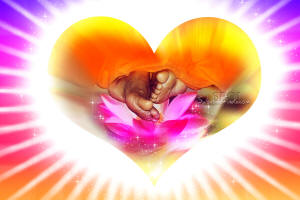 Image-sri-sathya-sai-baba-lotus-feet-inside-heart-shape-wallpaper