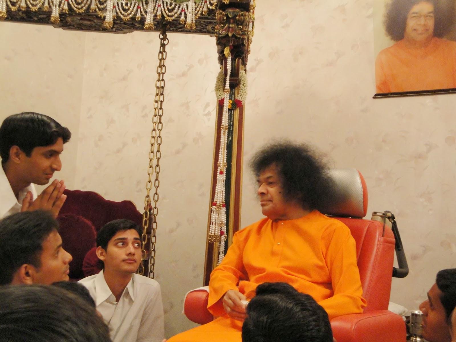 Sri Sathya Sai Central Trust Prasanthi Nilayam