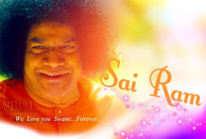 We love you Swami....Forever - SAI RAM