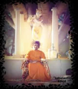 Rare Photo of Bhagawan Sai Baba