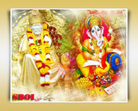 shirdi-sai-baba-ganesha-wallpaper-poster-photo